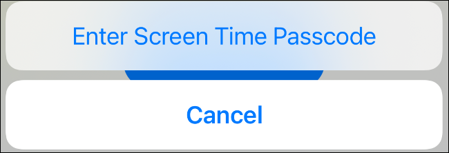 Lock apps with Screen Time on iOS