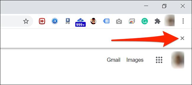 Close Chrome's default browser prompts
