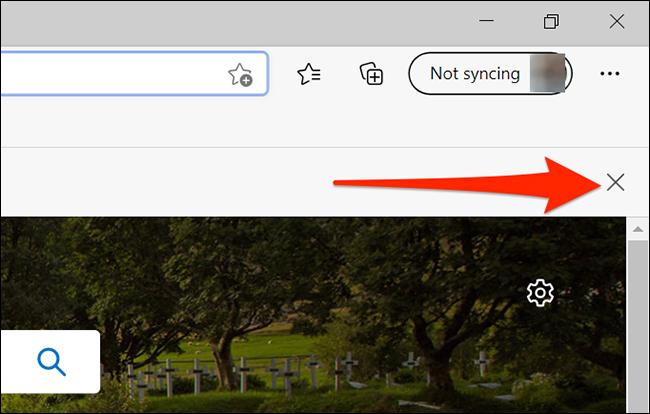 Close Edge's default browser notifications