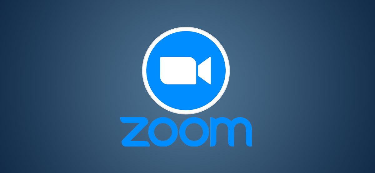 Логотип Zoom