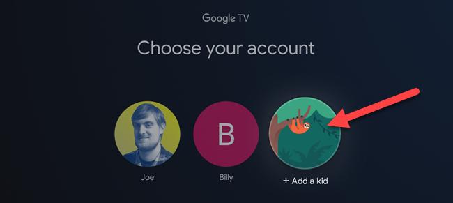 add a kid