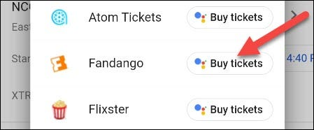 buy tickets with a service