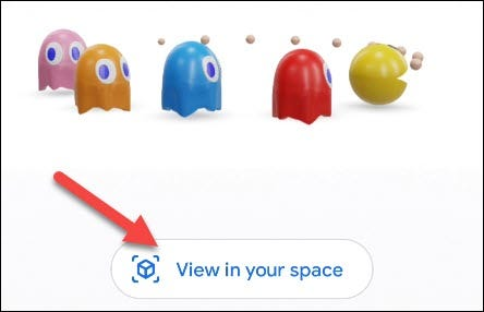 view in your space