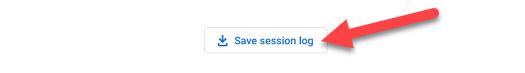 save session log