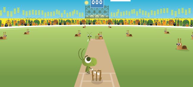παιχνίδι κρίκετ