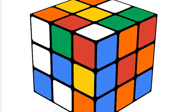 κύβος του Google rubik