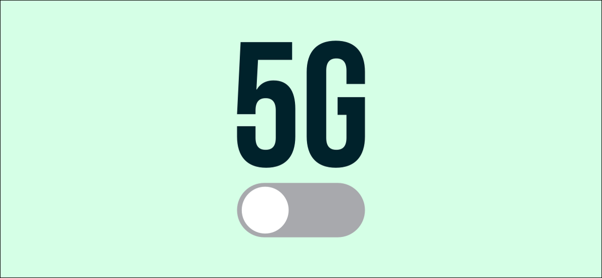 5g with toggle switch