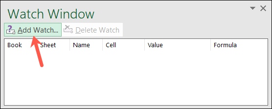 Click Add Watch