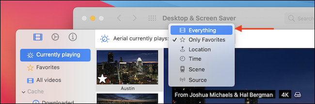 Choose All Videos from Aerial Companion