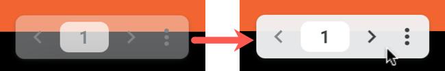Google Slides Presenter Toolbar