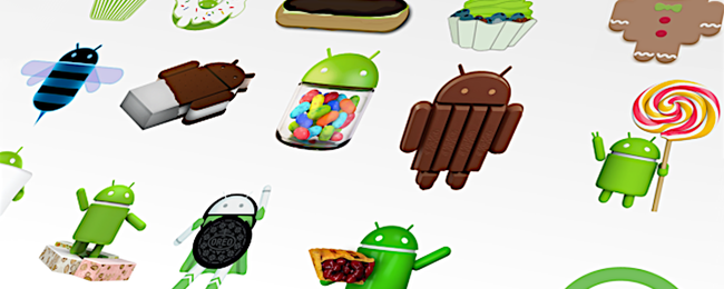 The 10 Greatest Versions of Android, Ranked