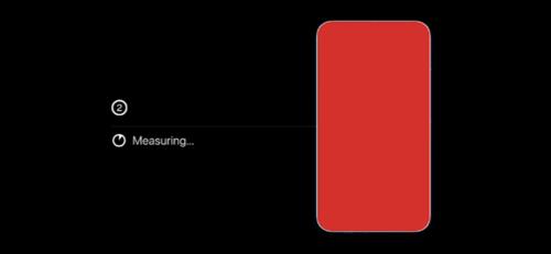 Color Balance measurement on Apple TV