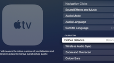 How to Color Balance Your Apple TV Output Using an iPhone