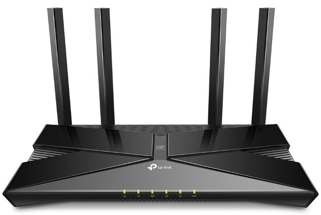 TP-Link Archer AX3000 (AX50) router.