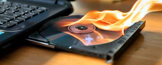 "What Does ""Burning a CD"" Mean?"