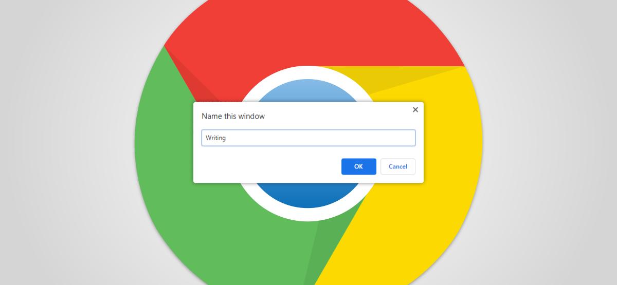 How to Name Chrome Windows for Alt+Tab and the Taskbar