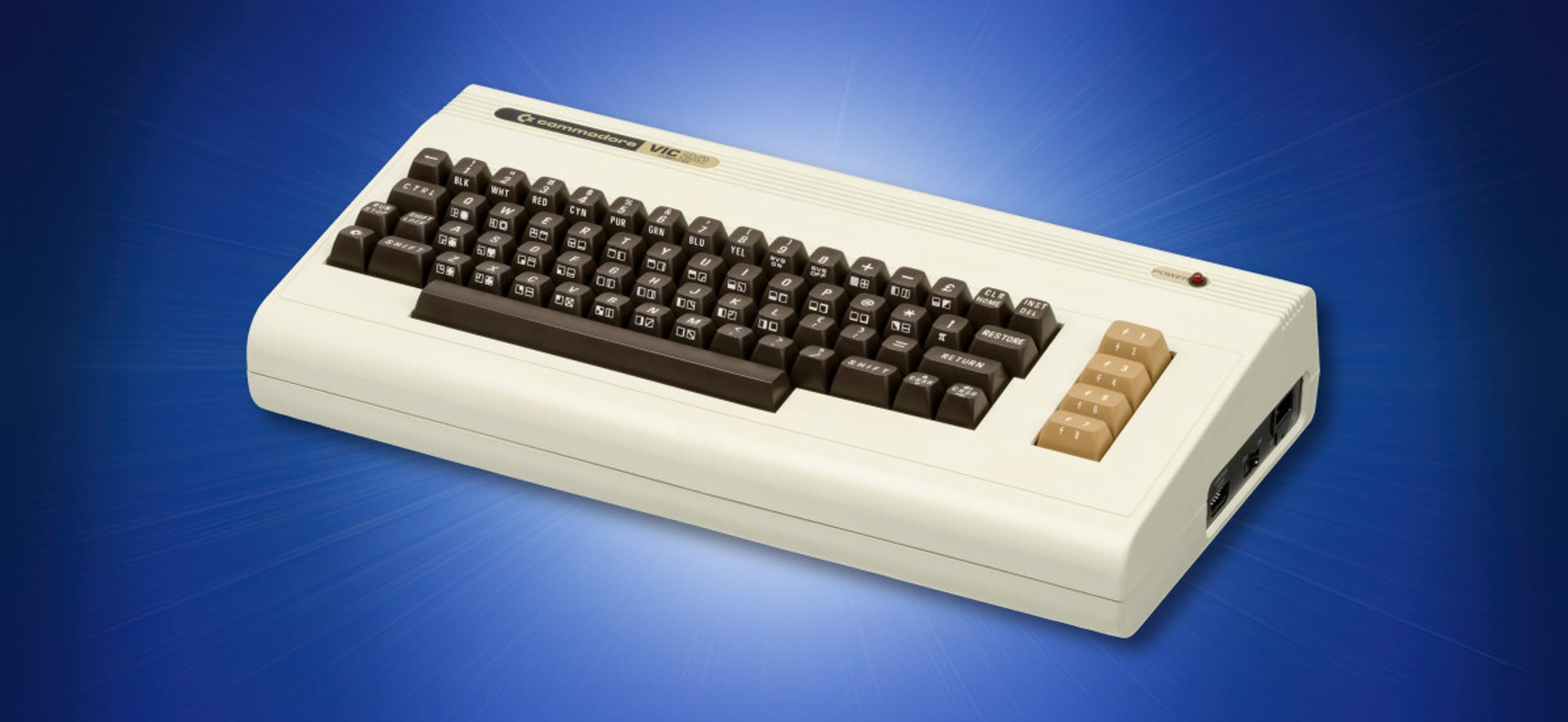The First PC to Sell Millions: Commodore VIC-20 Turns 40