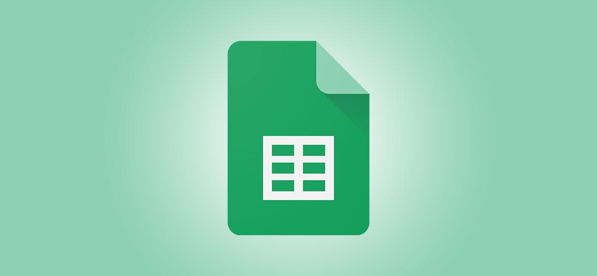 Логотип Google Таблиц