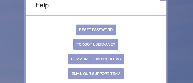 Reset ProtonMail password