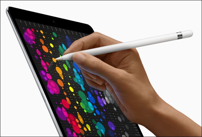 Apple iPad Pro with ProMotion