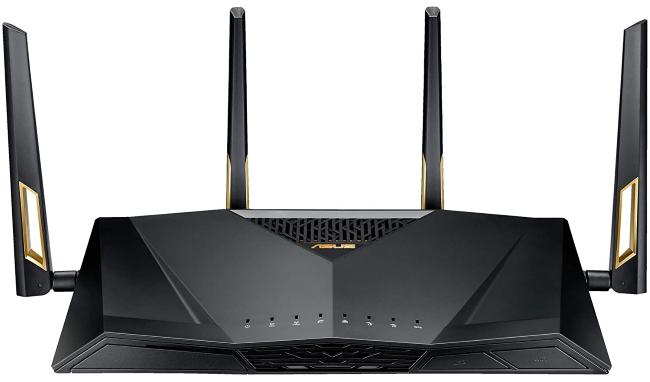 Asus AX6000 (RT-AX88U) router.
