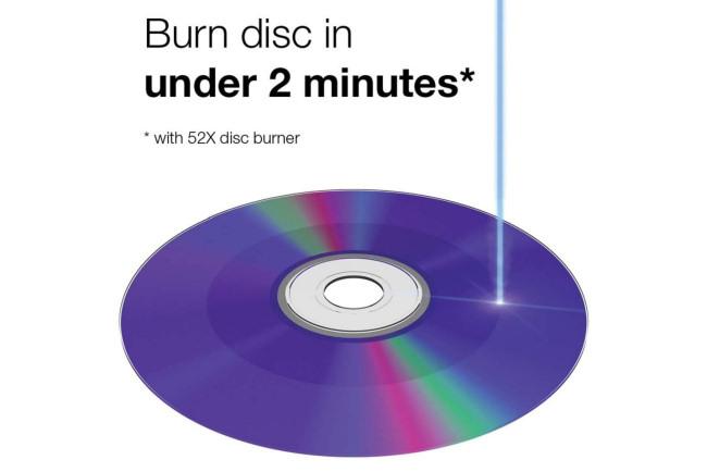 Burning a Verbatim CD-R