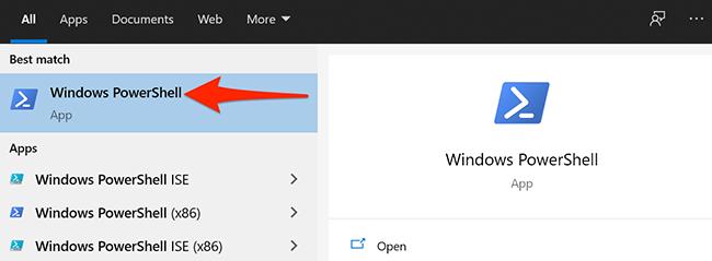 Cách Kiểm Tra Phiên Bản PowerShell Trong Windows 10 - VERA STAR