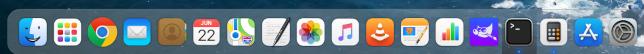 Dock d'application de thème Twister OS iTwister Sur