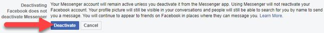 """Click """"Deactivate."""""""