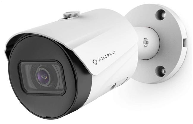 Amcrest UltraHD PoE Camera