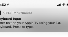 How to Disable the Apple TV Keyboard Notification on iPhone and iPad