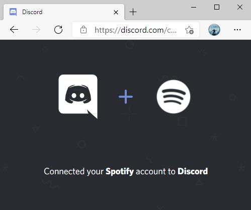 Spotify подключился к подтверждению Discord.