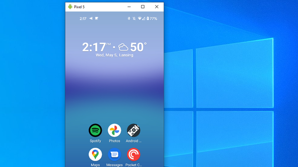 How to Mirror Your Android Display on a Windows Computer