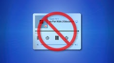 How to Hide iPhone Lock Screen Playback Controls for AirPlay