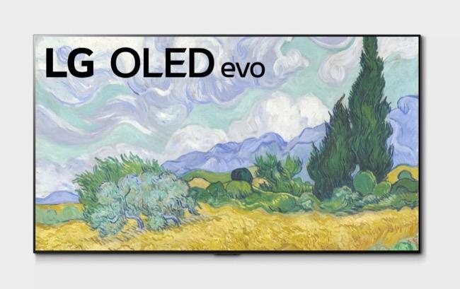 LG G1 OLED Evo