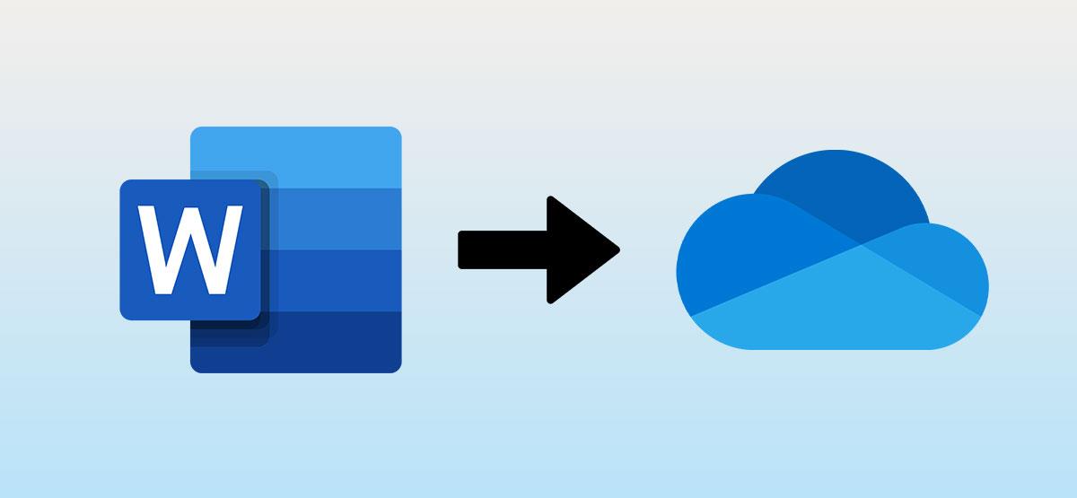 microsoft-word-logo-with-an-arrow-pointi