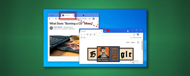 PSA: You Can Drag Tabs Between Browser Windows Within Chrome (and Other Browsers)