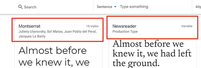 Выберите шрифт на сайте Google Fonts.