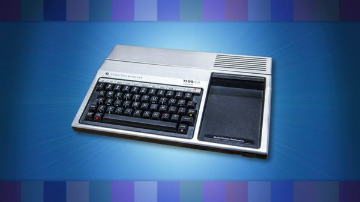 A Successful Failure: The TI-99/4A Turns 40