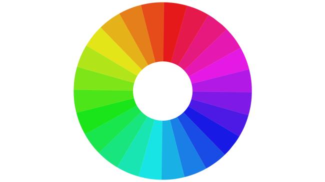 hue color wheel