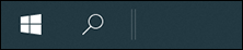 """""""Links"""" should be gone from the taskbar."""