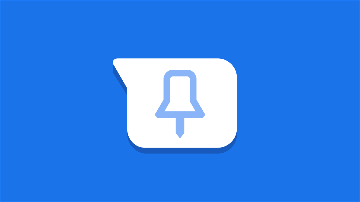 Android Pin Messages