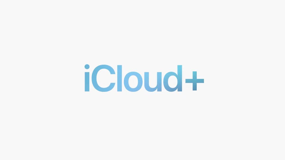 What Is Apple iCloud+?