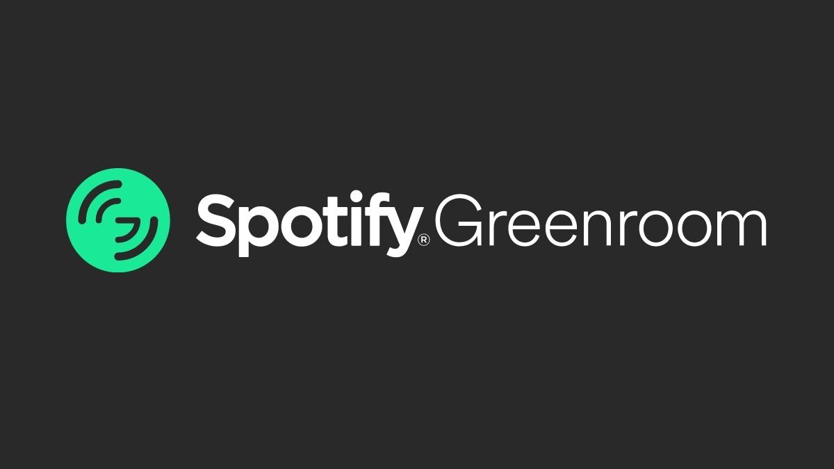 Spotify Greenroom Audio Social Network