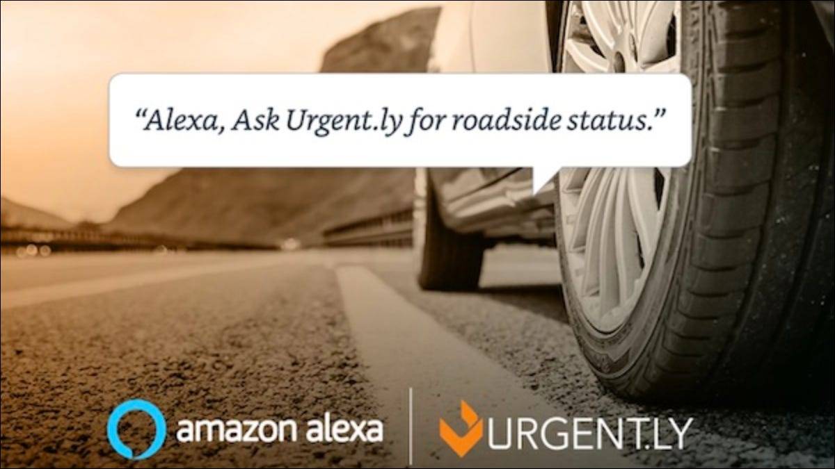Urgently skill on Alexa