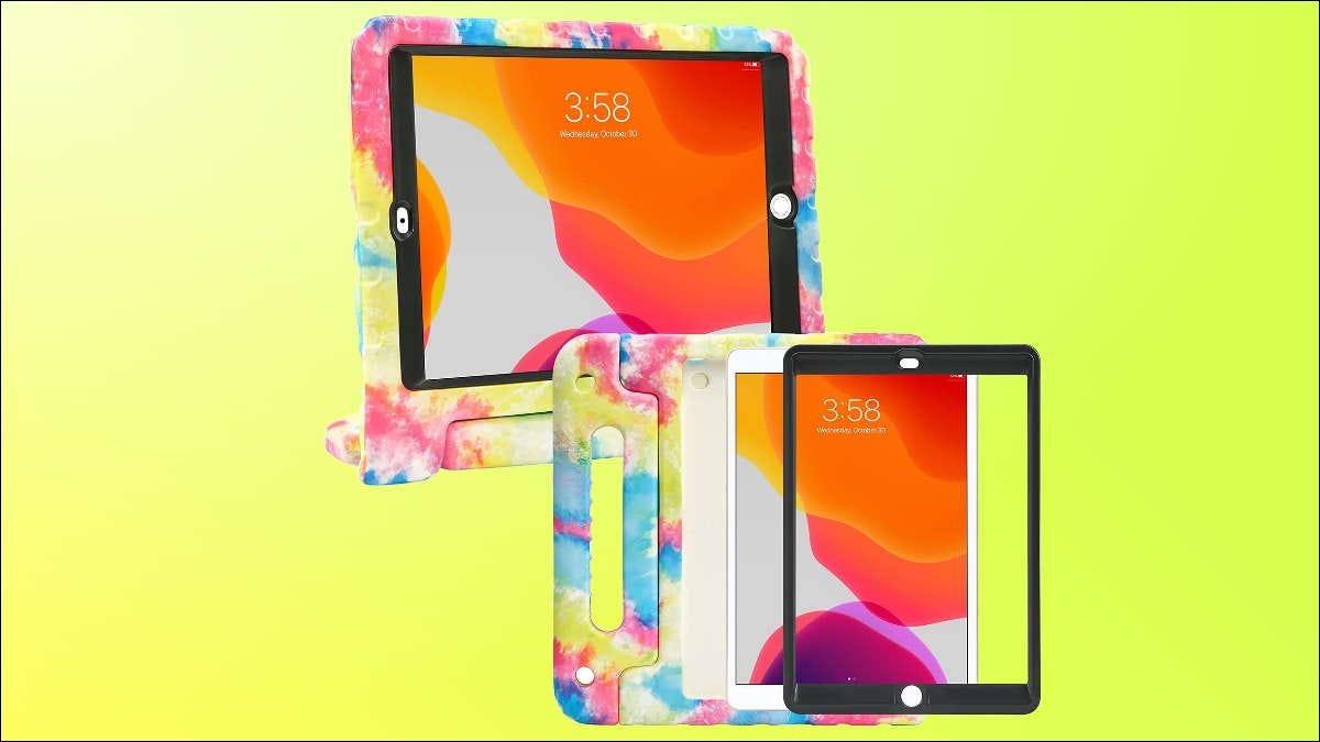 The HDE iPad case for kids