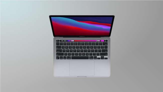 最佳 MacBook:MacBook Pro 13 英寸 (M1)