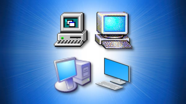 A Visual History of Windows Icons: From Windows 1 to 11