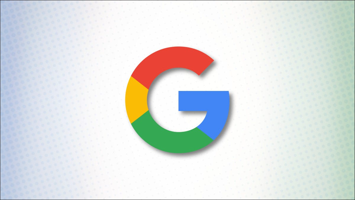 "Google ""G"" Logo on a gradient background"