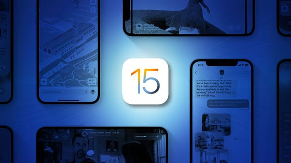 What's New in iOS 15, iPadOS 15, and macOS Monterey